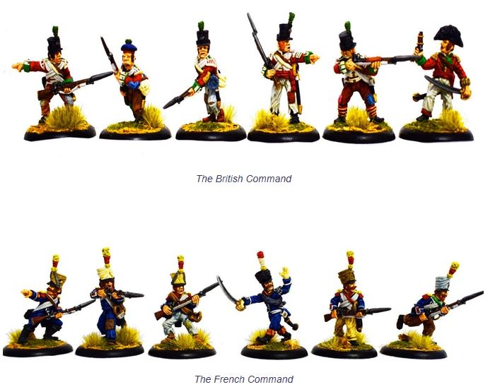 forager miniatures