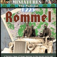 Meeples & Miniatures - Episode 225 - Rommel
