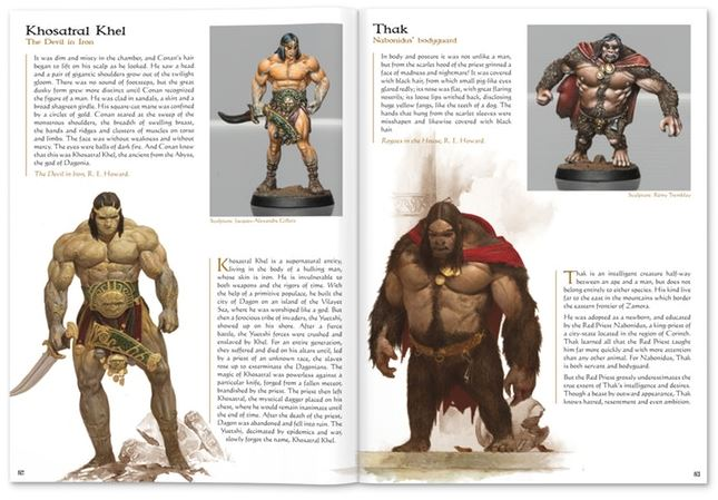 conan book of set 3