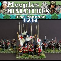 Meeples & Miniatures - Episode 234 - For King And Parliament
