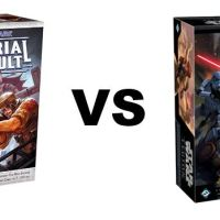 Star Wars: Imperial Assault vs Star Wars: Legion