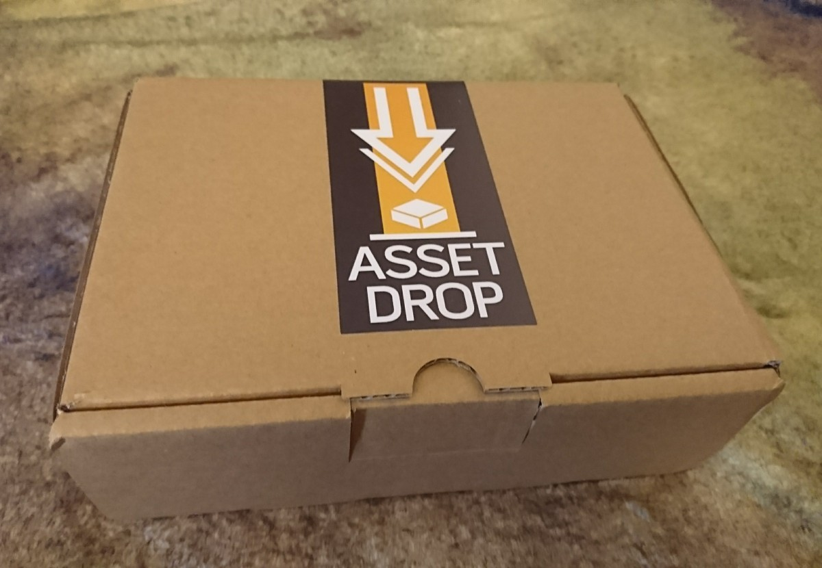Review: Asset Drop subscription box