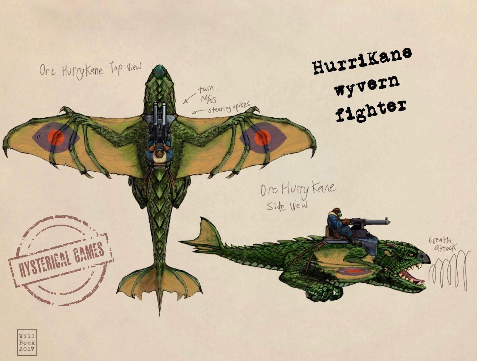 Spitfyre KS002 HurriKane