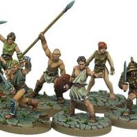 Gangs of Rome available for pre-order from Footsore Miniatures