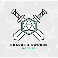 Boards & Swords Hobbies - new gaming store opening in Derby, plus kickstarter