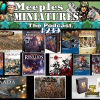 Meeples & Miniatures - Episode 239 - Gaming Review of 2017