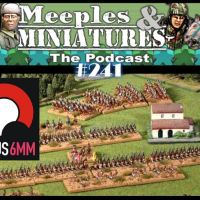Meeples & Miniatures - Episode 241 - Baccus 6mm