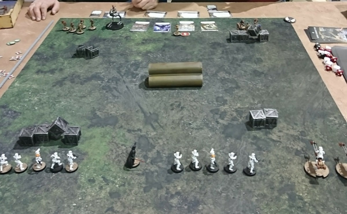 Star Wars: Legion - First impressions