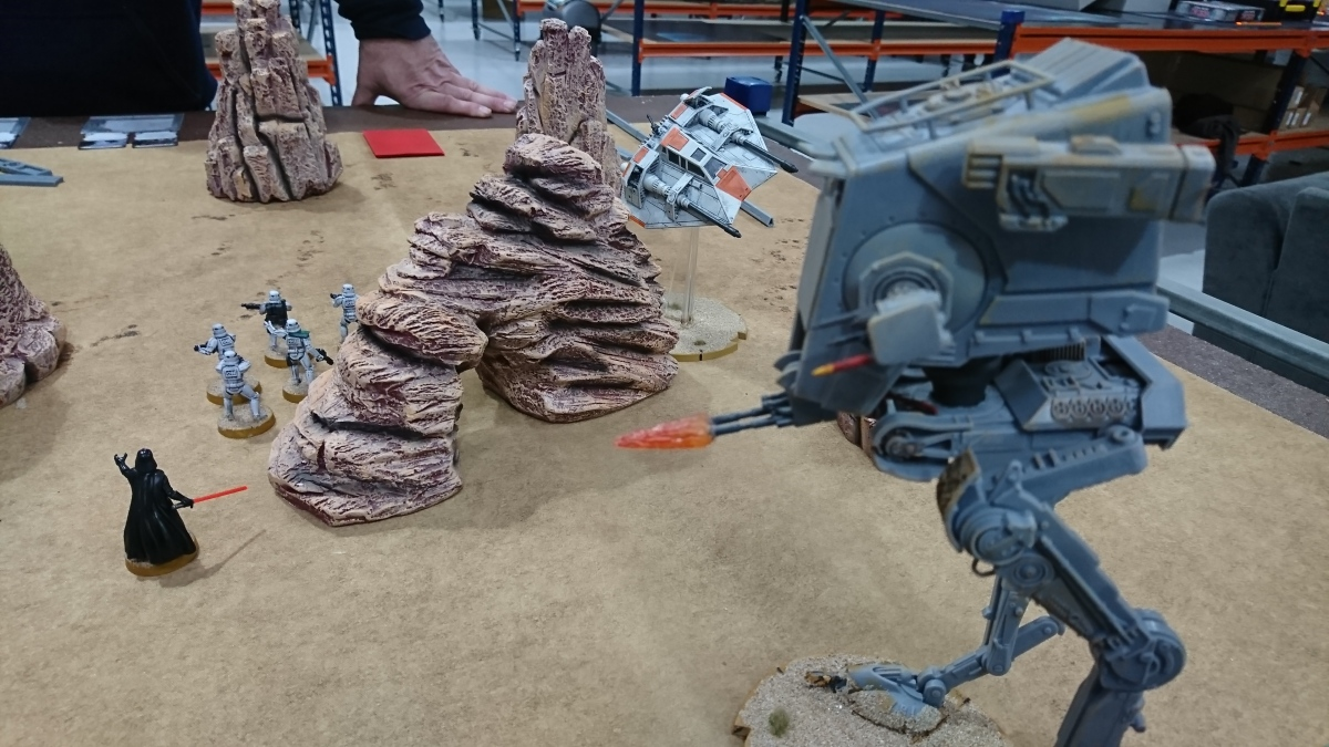 Star Wars Legion - an inspiring day of gaming