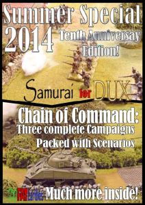 2014 Summer Special Cover