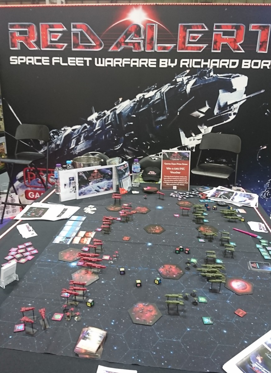 Red Alert: Space Fleet Warfare launches on Kickstarter