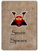 seven spears card 2