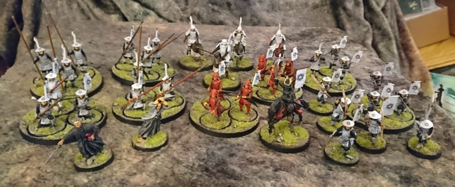 Seven Spears Imperials