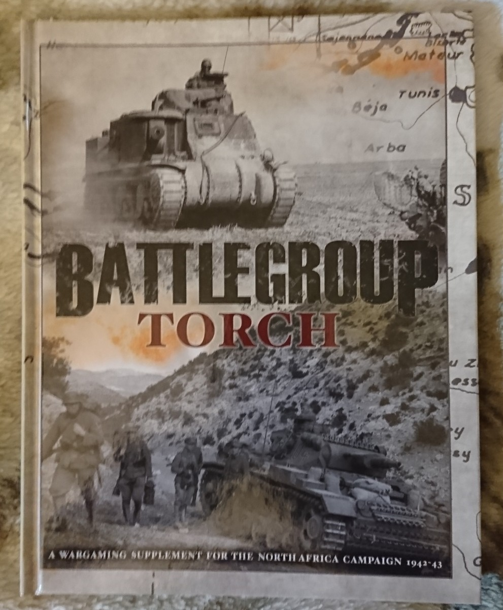 Review: Battlegroup Torch