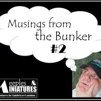Musing from the Bunker #2 - Make a Noise