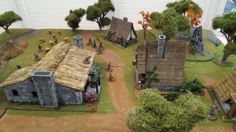 Time Eagling - Village 4