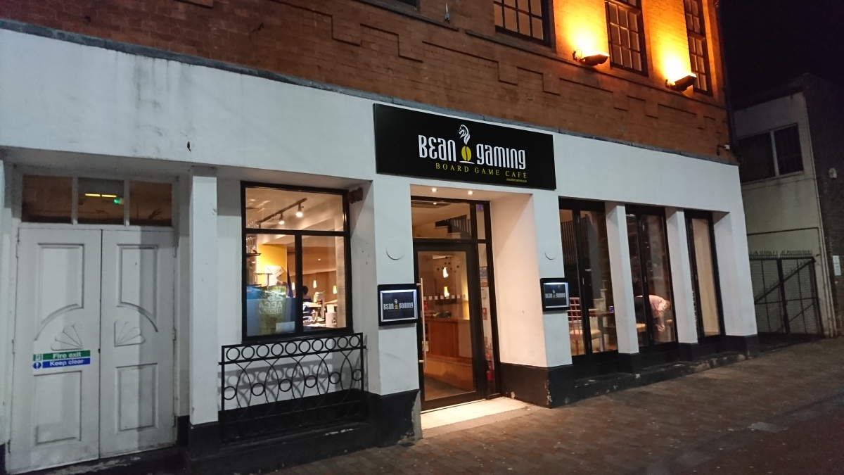 A new board game café opens in Leicester