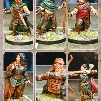 Journeys in Middle Earth - The Heroes