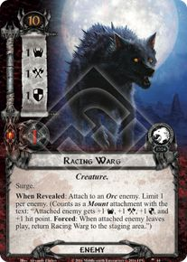 Racing-Warg