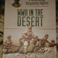 Review: Painting Wargames Figures - WWII in the Desert