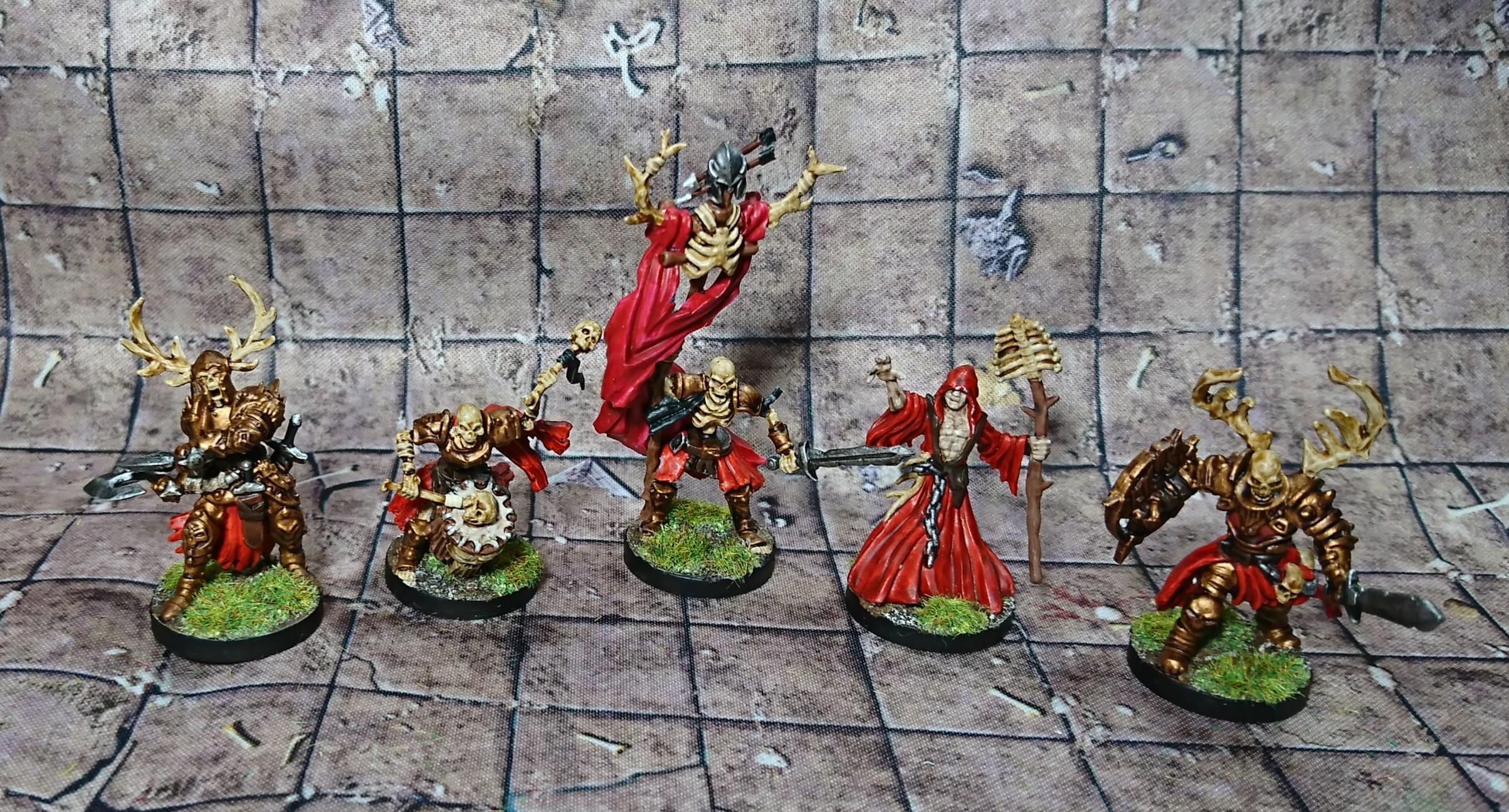 Citadel Warhammer classic 80s Norse Dwarf AJ oop