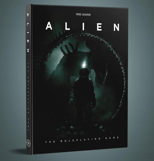alien rpg cover